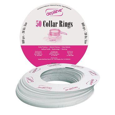 Depileve Collar Rings 400g - Pack of 50