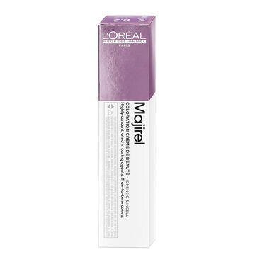 L'Oréal Professionnel Majirel Permanent Hair Colour - 10.21 Lightest Iridescent Ash Blonde 50ml