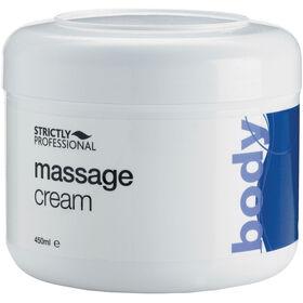 Strictly Professional Massage Cream 450ml