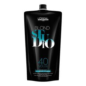 L'Oréal Professionnel Blond Studio Oxi Paste 40 vol Pre-Lightener 1kg