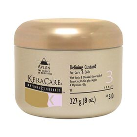 KeraCare Natural Textures Defining Custard 227g
