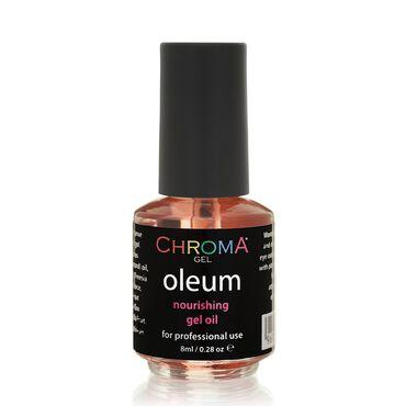 Chroma Gel Oleum Cuticle Oil 8ml