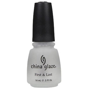 China Glaze First and Last Top Coat 14ml