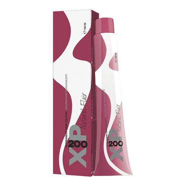 XP200 Natural Flair Permanent Hair Colour - 5.45 Light Copper Mahogany Brown 100ml