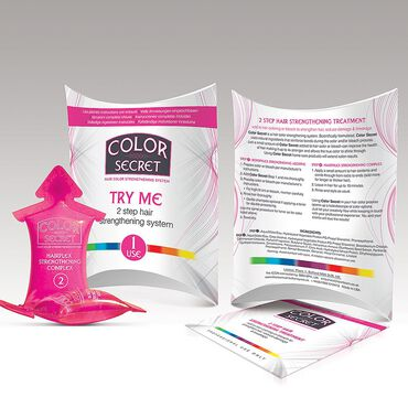 Color Secret Try Me' Single Use Pack