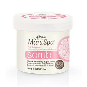 Gena Mani Spa Exfoliating Sugar Scrub 340g