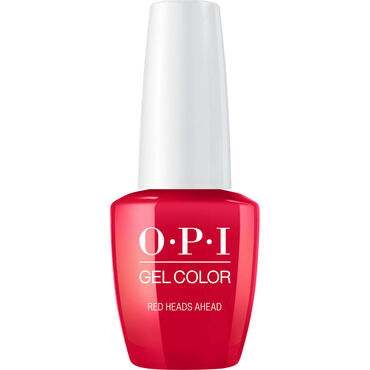 OPI Scotland Collection GelColor - Red Heads Ahead 15ml