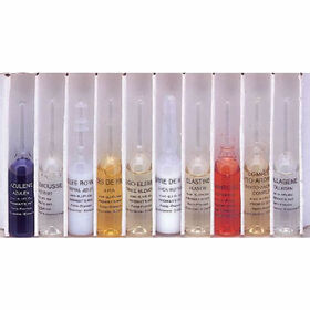 Beauty Express Le Club Visage Le-Kit Multi-Ampoules Pack of 10