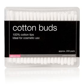 Salon Services Cotton Buds 200 Pack