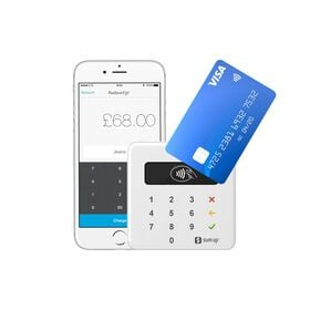 SumUp Air Contactless Card Reader