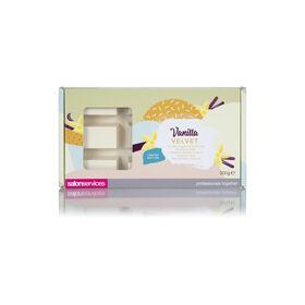 Salon Services Vanilla Velvet Hot Wax 500g
