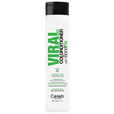 Celeb Luxury Viral Colorditioner Green 244ml