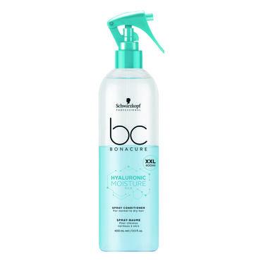 Schwarzkopf Professional Bonacure Hyaluronic Moisture Kick Spray Conditioner 400ml