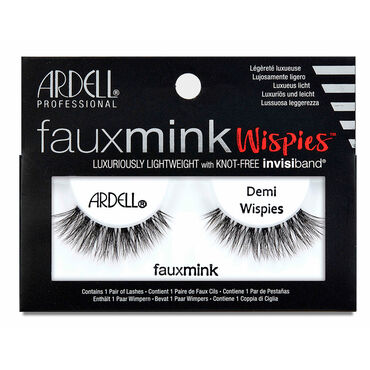 Ardell Faux Mink Demi Wispies Strip Lashes