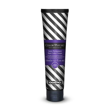 Osmo Color Psycho Semi-Permanent Hair Colour - Wild Purple 150ml
