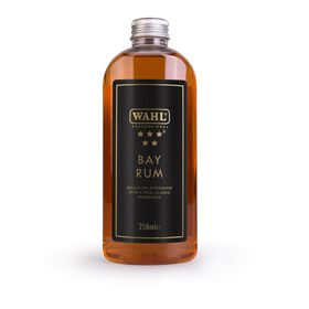 WAHL 5 Star Bay Rum Aftershave 250ml