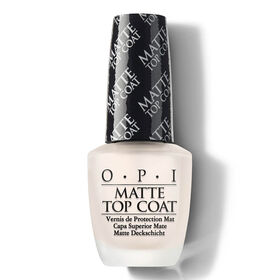 OPI Nail Lacquer Matte Top Coat 15ml