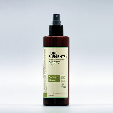 Pure Elements ORGANICS Coconut Curl Texturizer 200ml
