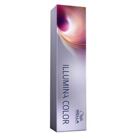 Wella Professionals Illumina Colour Tube Permanent Hair Colour - 8/1 Light Ash Blonde 60ml