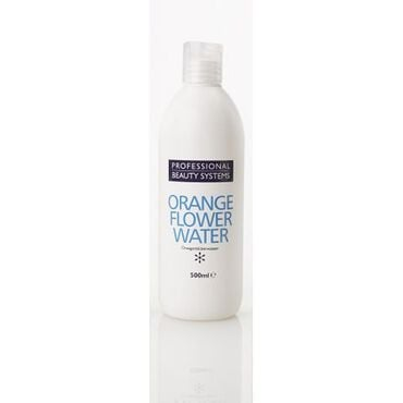 Professional Beauty Systems Orange Flower Water 500ml