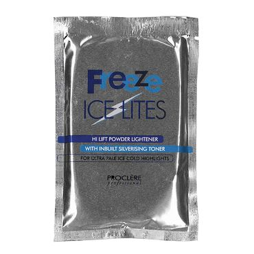 Proclere Freeze Icelites Hi Lift Powder Lightener Sachet 50g