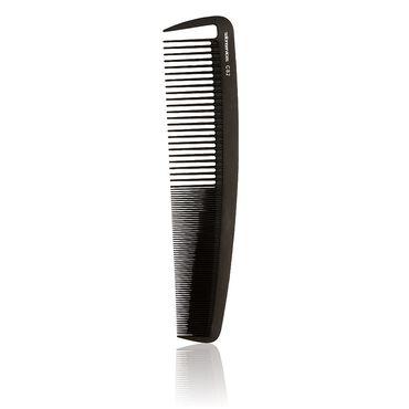 Salon Services Carbonlarge Comb C82 Black
