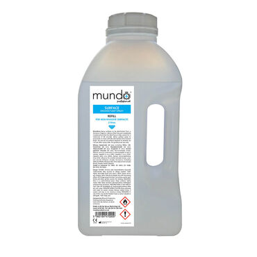Mundo Hard Surface Disinfectant Spray Refill 2l