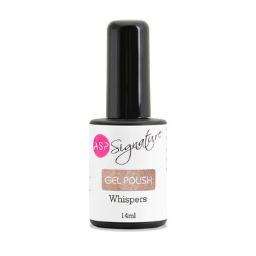 ASP Signature Gel Polish Secret Affair Collection - Whispers