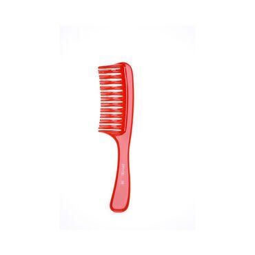protip Detangler Comb Red