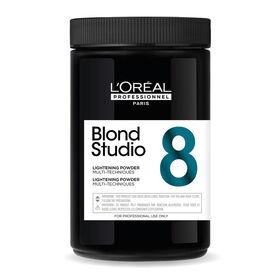 L'Oréal Professionnel Blond Studio Multi Techniques Powder 500g
