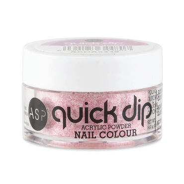 ASP Quick Dip Acrylic Dipping Powder Nail Colour Fairy-licious 14.2g