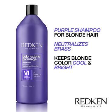 REDKEN Color Extend Blondage Shampoo 1l