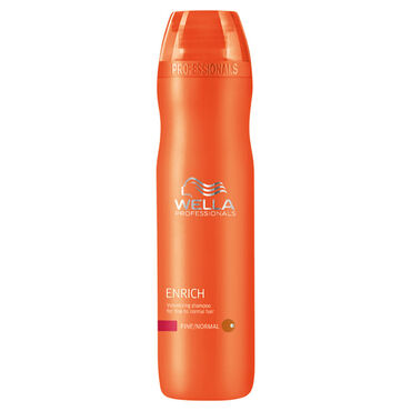 Wella Professionals Enrich Volumising Shampoo for Fine Hair 250ml