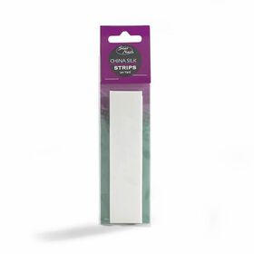 Star Nails China Silk Strips Pack of 2 92cm