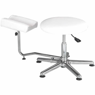 Beauty Express Height Adjustable Pedicure Stool