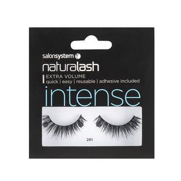 Naturalash 201 Black Strip Lashes