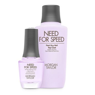 Morgan Taylor Essentials Need For Speed Top Coat Professional Kit