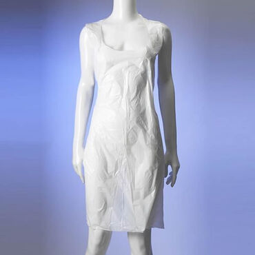 Supertouch Disposable Aprons - White (Pack of 100)