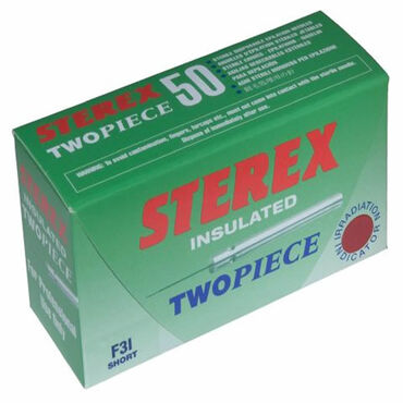 Sterex Insulated Two Piece Needle F4I Pack of 50