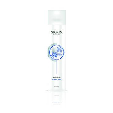 Nioxin 3D Style Niospray Strong Hold Hair Spray 400ml