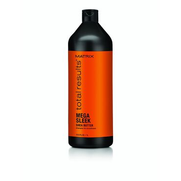 Matrix Total Results Mega Sleek Shea Butter Shampoo 1L