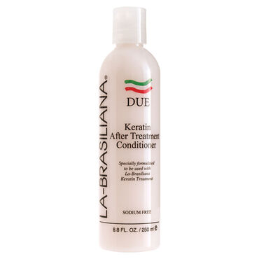 La Brasiliana DUE Keratin After Treatment Conditioner 250ml