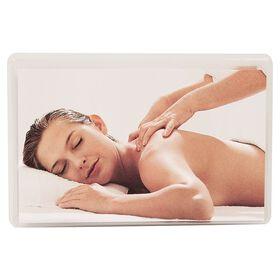Salon Services Appointment Card Beauty Massage
