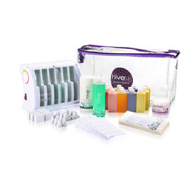 Hive of Beauty Multi Pro Cartridge Waxing Starter Kit