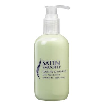 Satin Smooth Soothe and Hydrate After Wax Lotion 250ml