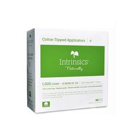 Intrinsics 6'' Cotton Applicators x 1000