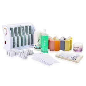 Hive of Beauty Multi Pro Cartridge Waxing Starter Kit