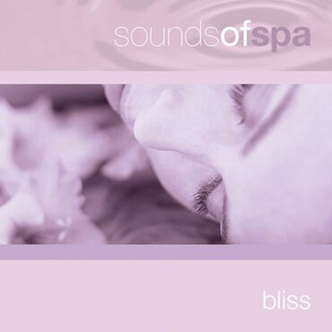 New World Music Sounds of Spa Series Bliss CD