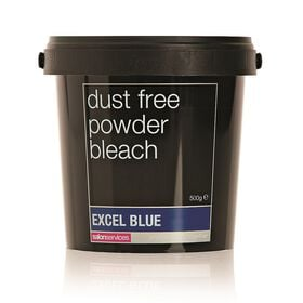 Salon Services Powder Bleach - Blue 500g
