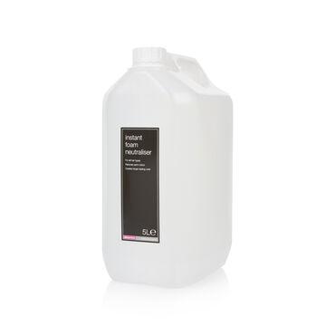 Salon Services Instant Hair Foam Neutraliser 5L